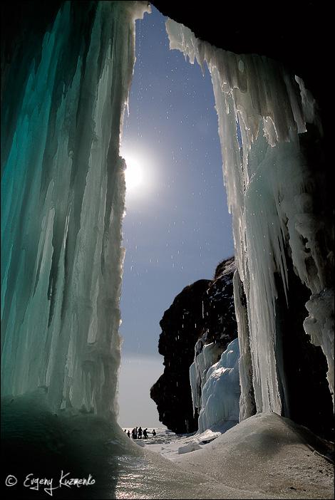 В краю ледопадов
