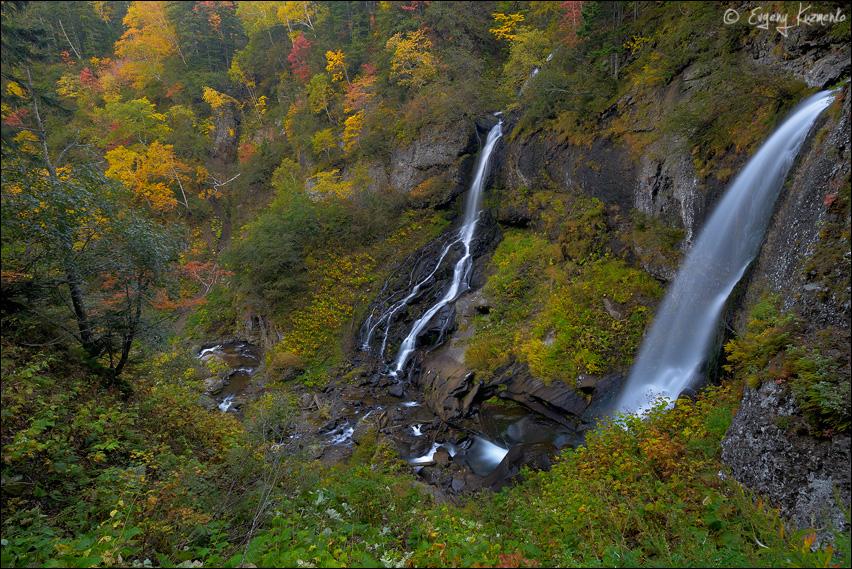 Шуйский водопад